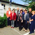 SPD-Bezirkstagsfraktion zu Gast beim Lebenshilfe Landesverband Bayern