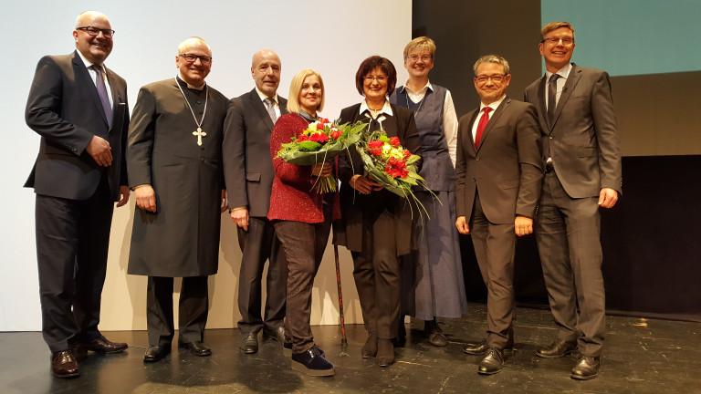 Christa Naaß erhält die Löhe-Medaille 2018