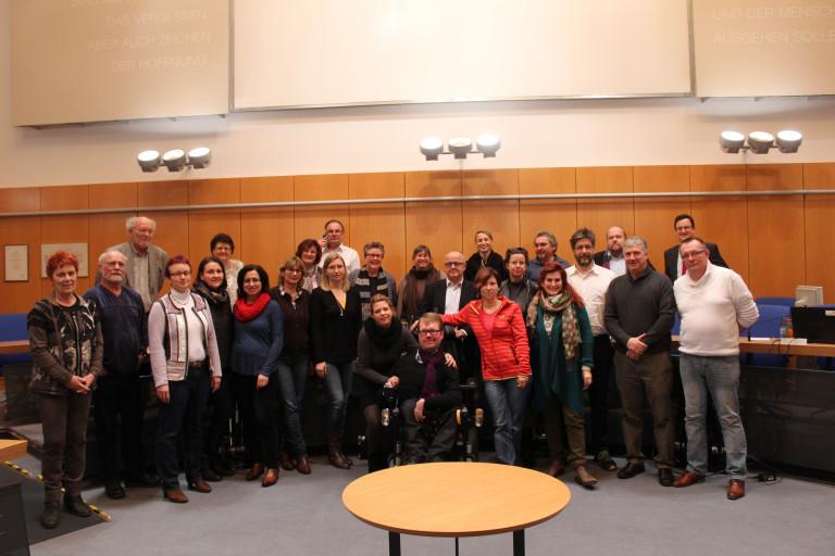 Gemeinsame Sitzung der SPD-Bezirkstags- und der SPD-Stadtratsfraktion
