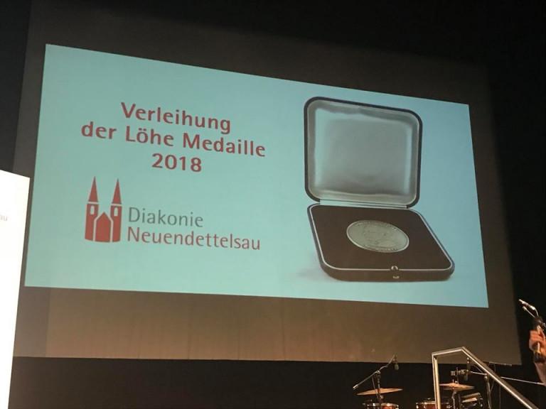 Loehe-Medaille 2018