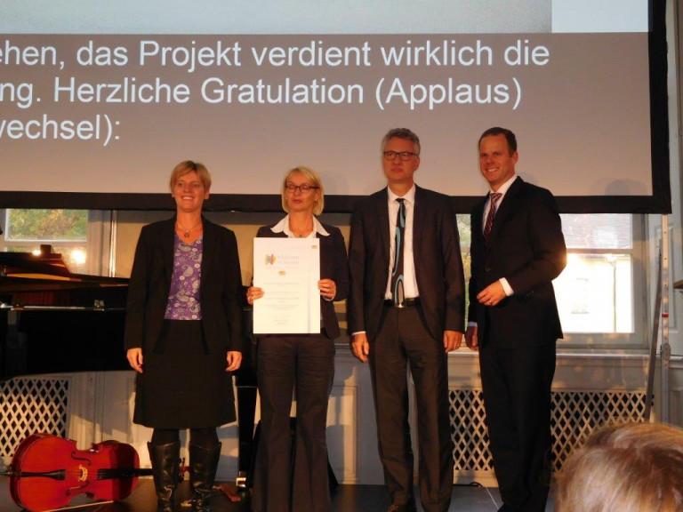 Bayerischer Miteiander-Preis 2016 - Preisverleihung in München