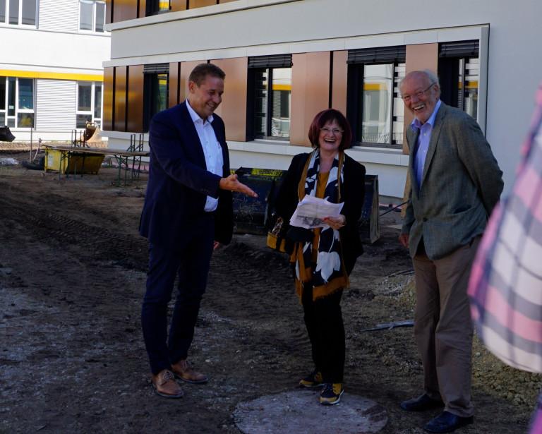 Vor Ort - Fachklinik Fürth - Pressefoto